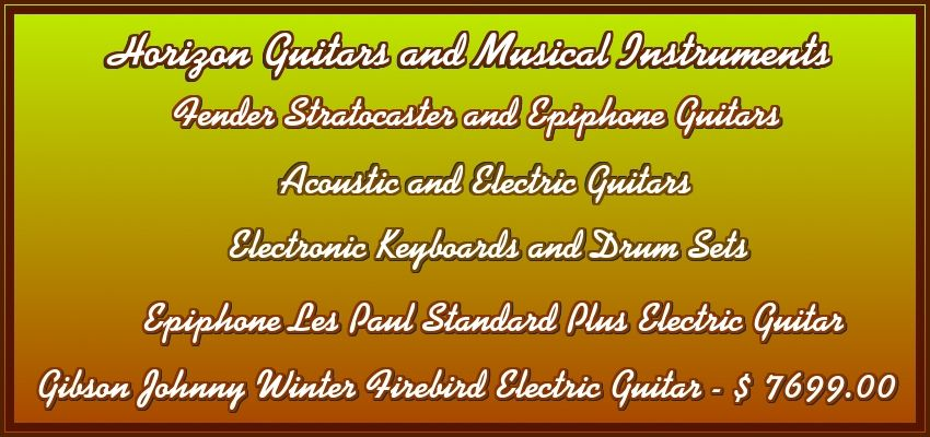 acoustic and electric guitars click here